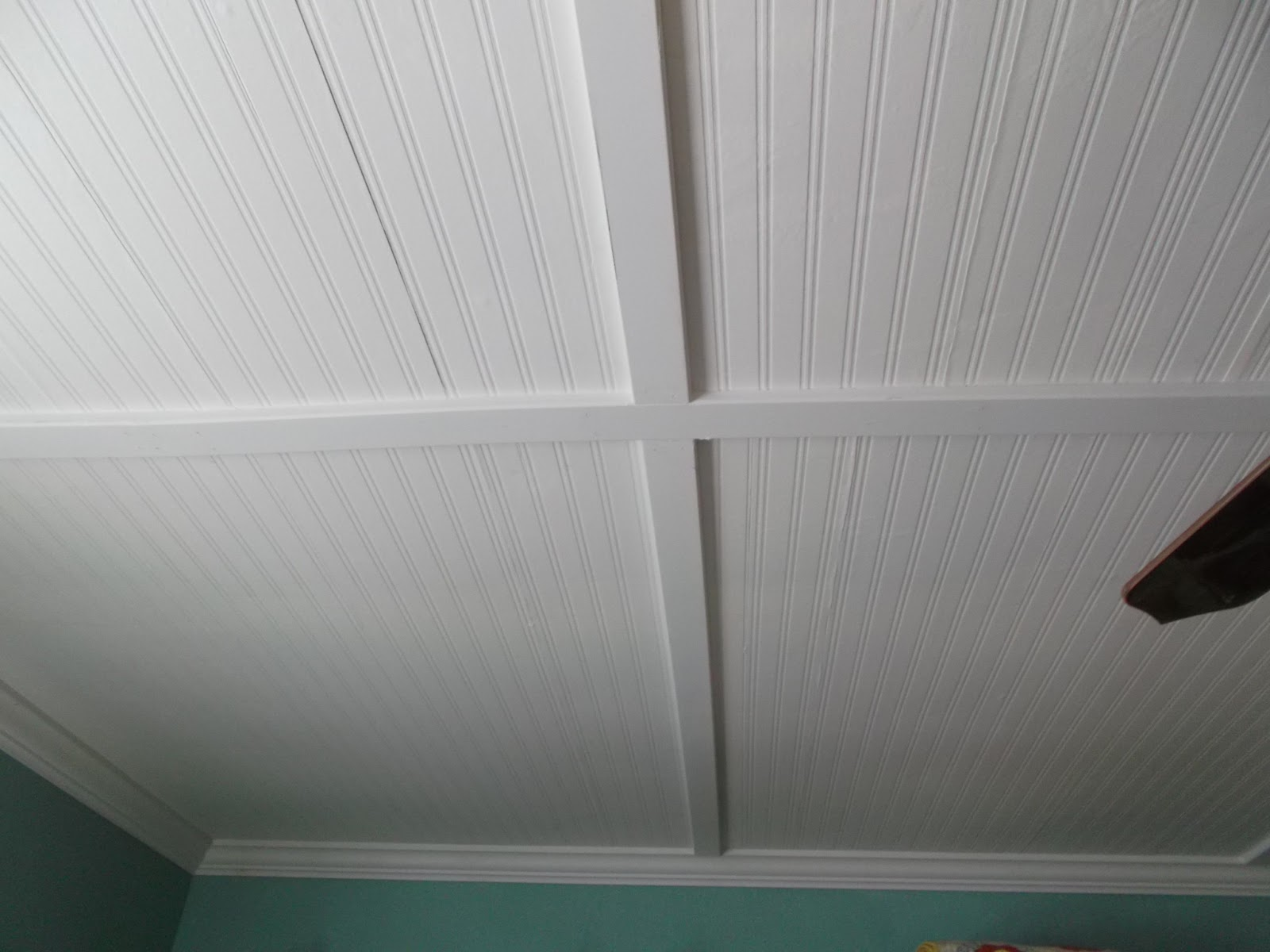 living a cottage life: Beadboard Ceiling