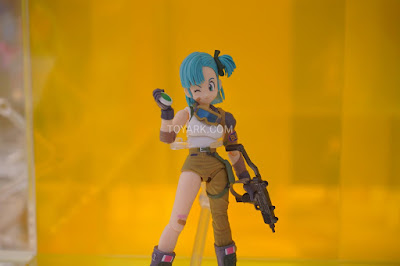 S.H.Figuarts Bulma de Dragon Ball