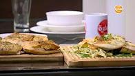 أميرة في المطبخ 23-8-2016 طريقة عمل حواوشي دجاج - حواوشي لحمة - حواوشي سي فود