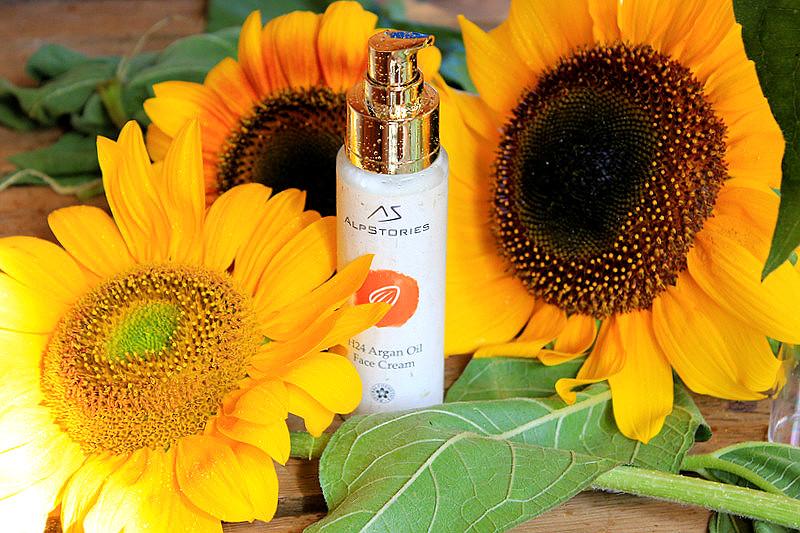 Регенерирующий крем с аргановым маслом для шелковистости кожи AlpStories H24 Argan Oil Face Cream / отзывы