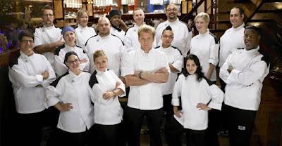Hell S Kitchen Season  Contestants