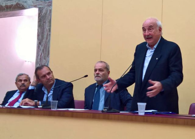 Convegno a Napoli per la Macroregione del Mediterraneo occidentale
