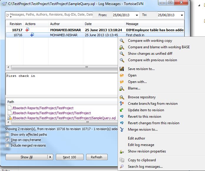 date comparison sql server