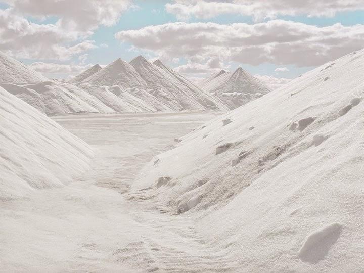منجم لإنتاج الملح