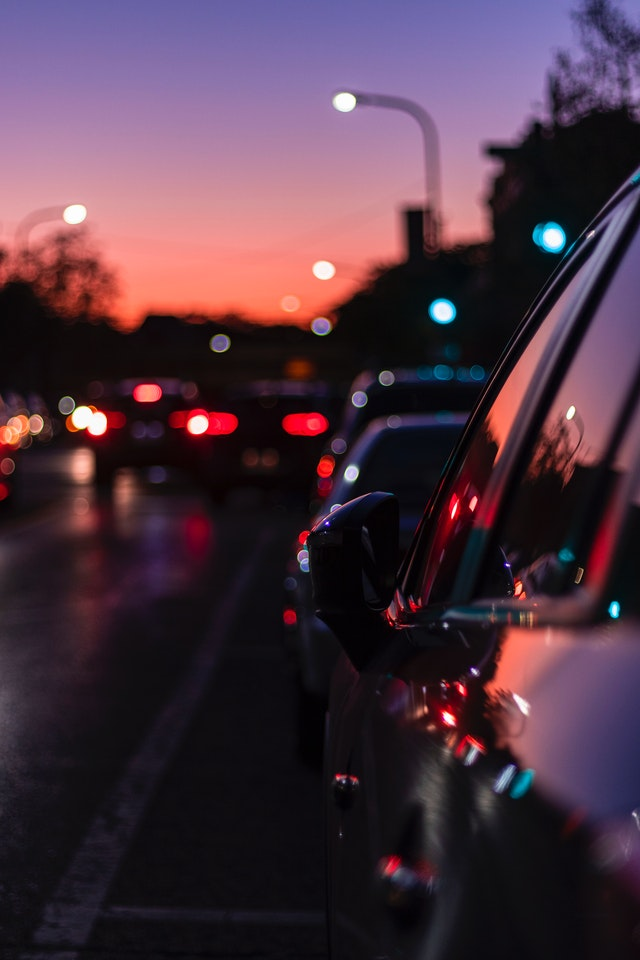 Vehicle safety tips when you are driving at night