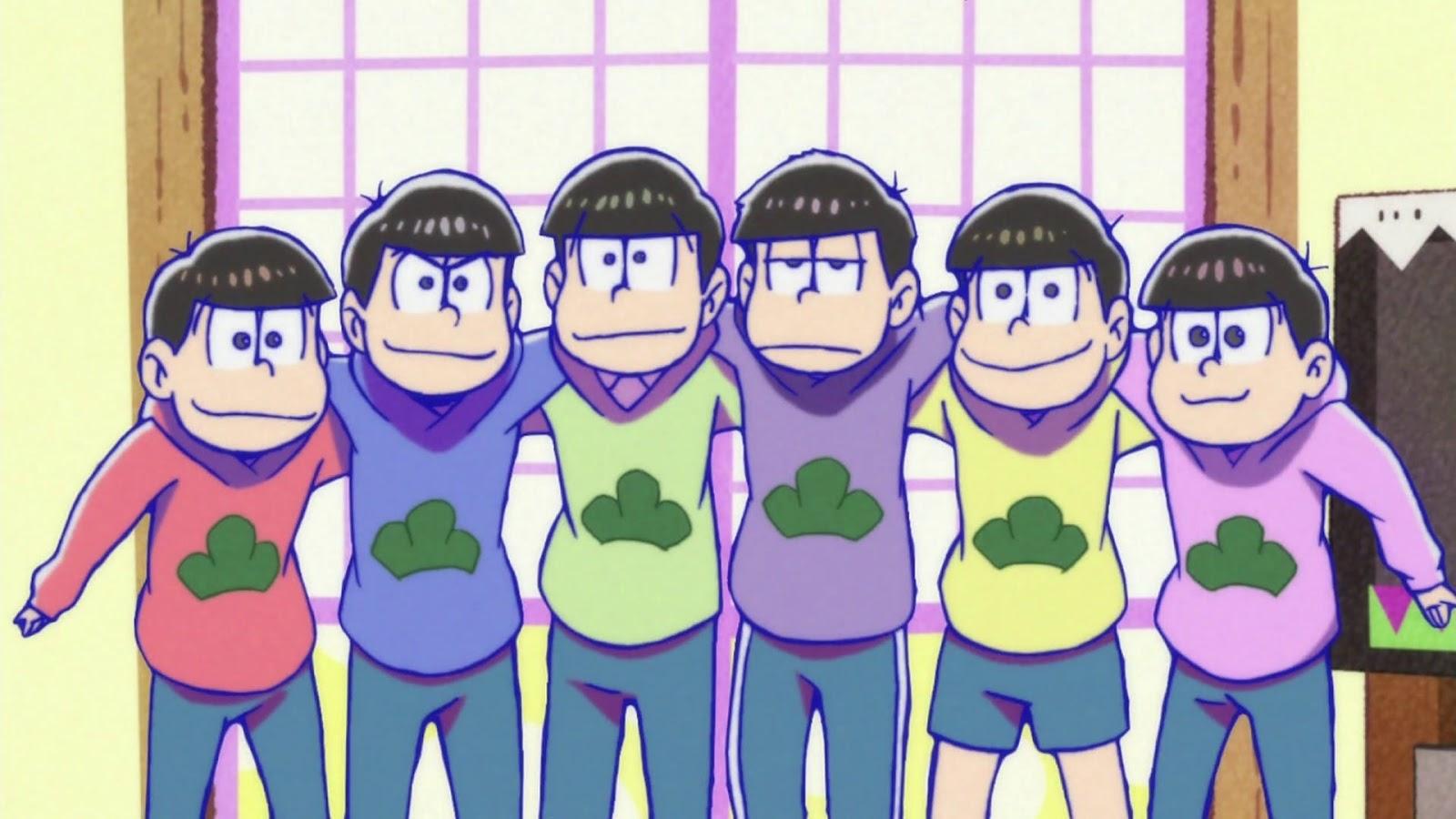 Resultado de imagen para Osomatsu-san