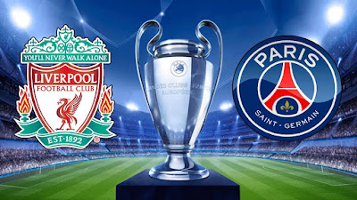 Live Streaming Liverpool vs PSG UEFA Champions League 19.9.2018
