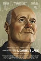 I, Daniel Blake (2017) - Poster