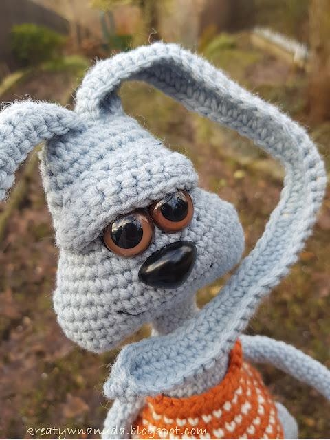 szalony królik…
