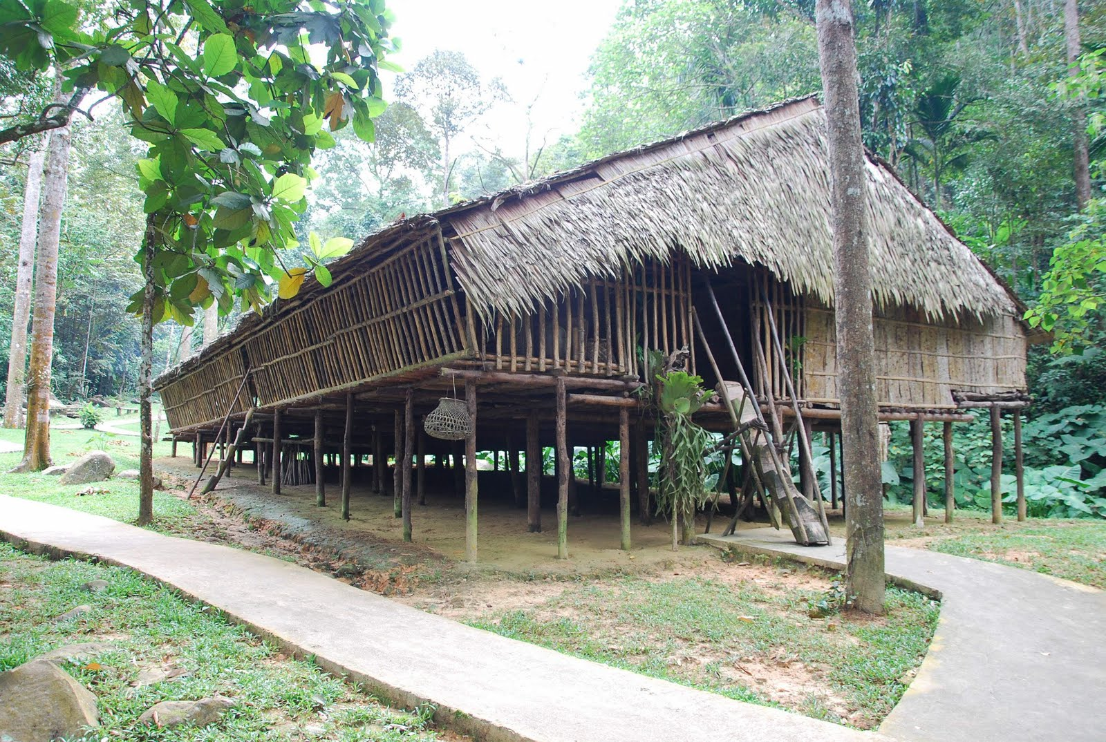 Natural modern interiors traditional housing longhouses for New traditional house