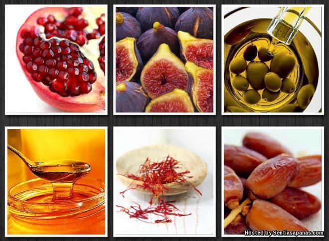22 Rahsia Makanan Genius Dalam Islam