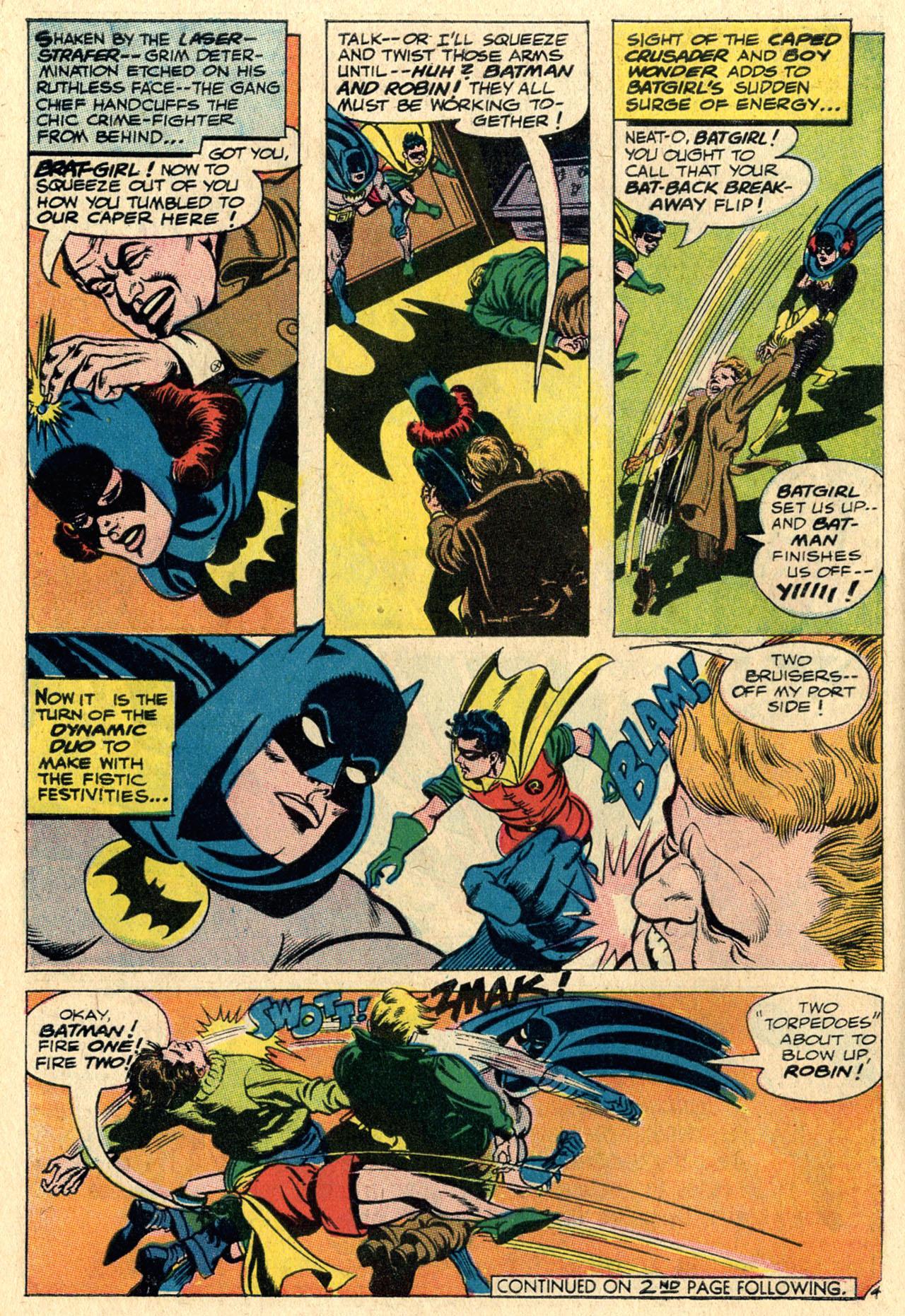 Detective Comics (1937) 363 Page 5