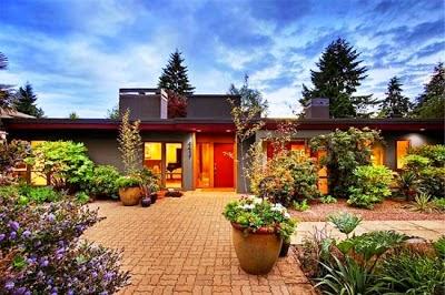 berbagai gambar model desain rumah minimalis 1 lantai