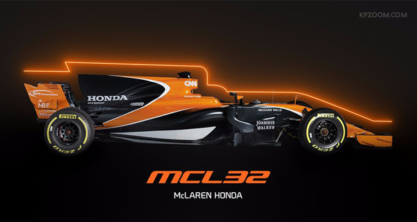 mclaren honda mcl32 f1 2017 kfzoom. Black Bedroom Furniture Sets. Home Design Ideas