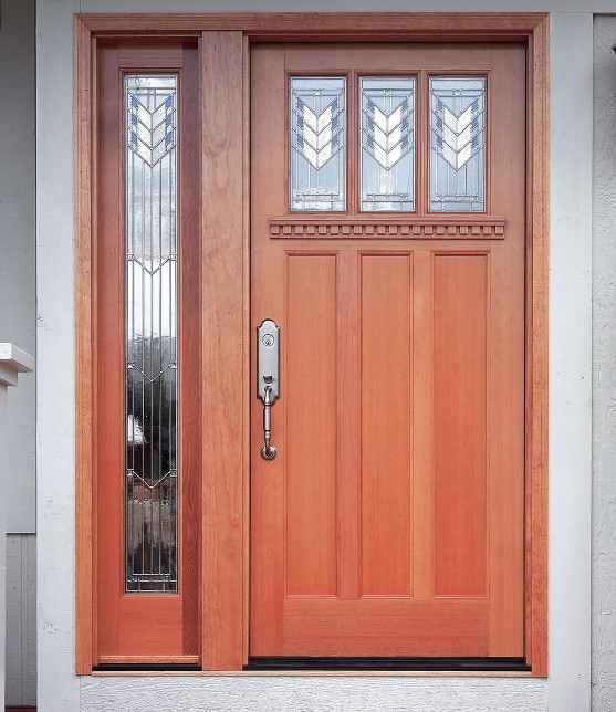 17 Model Pintu Kupu Tarung Besar Kecil Minimalis Modern Terbaru
