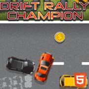 Drift Rally Champion Game