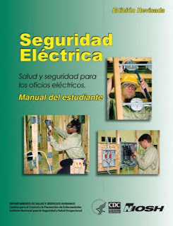 Seguridad eléctrica manual del estudiante (NIOSH)