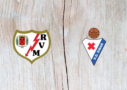 Rayo Vallecano vs Eibar - Highlights 30 Nov 2018