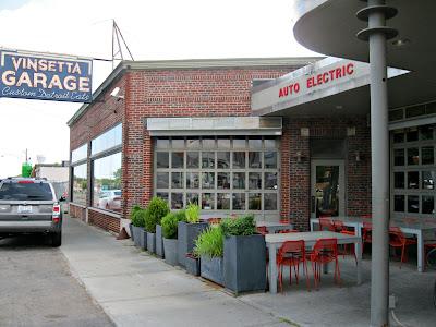 Vinsetta Garage exterior