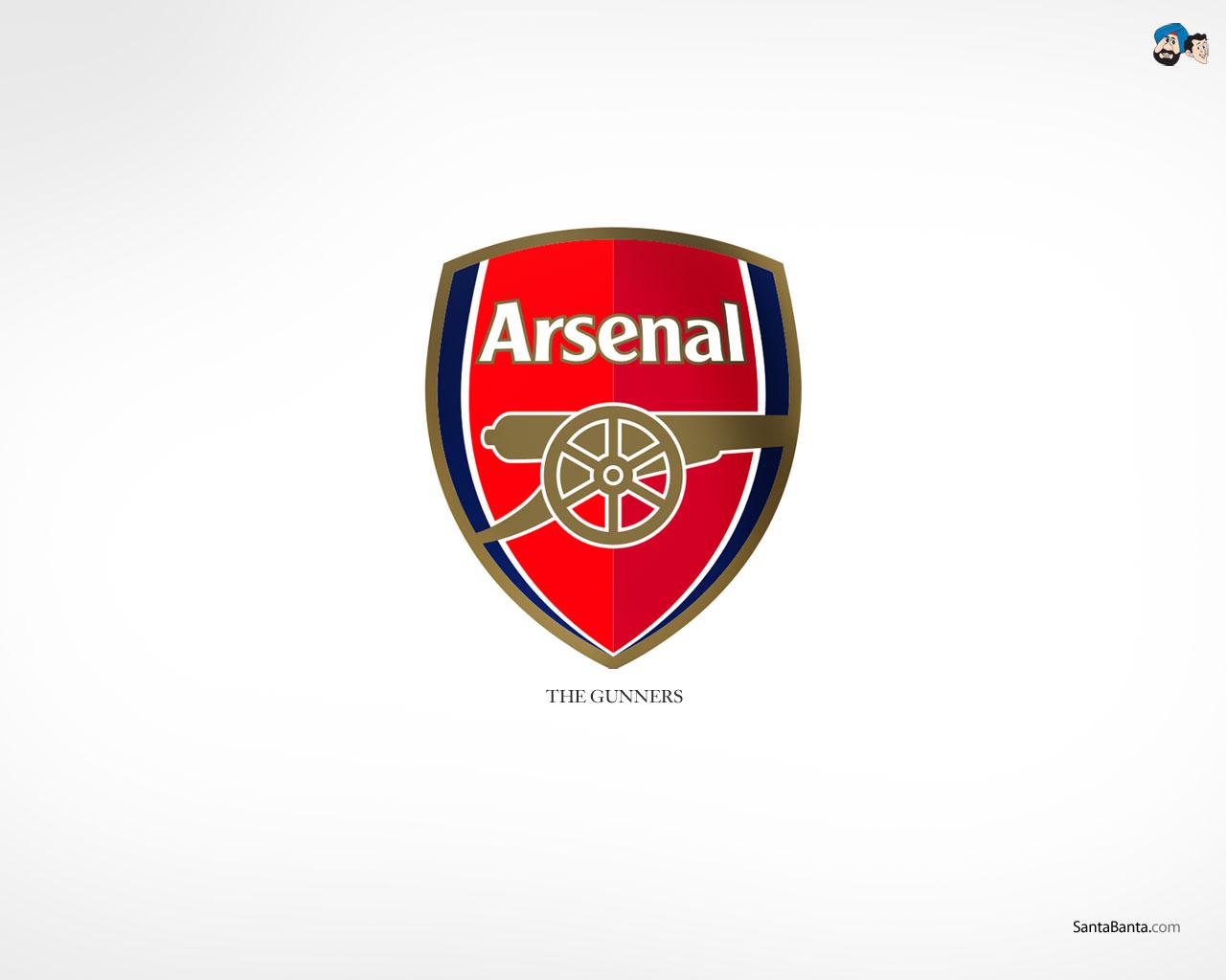 Wallpapers Hd For Mac: Arsenal Football Club Logo Wallpaper HD