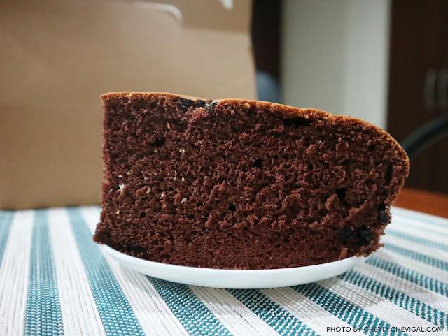 IMG 4084 - 台中西屯│雞蛋牛奶古早味蛋糕。口味口感再升級!推薦苦甜巧克力口味,假日還有隱藏口味唷!