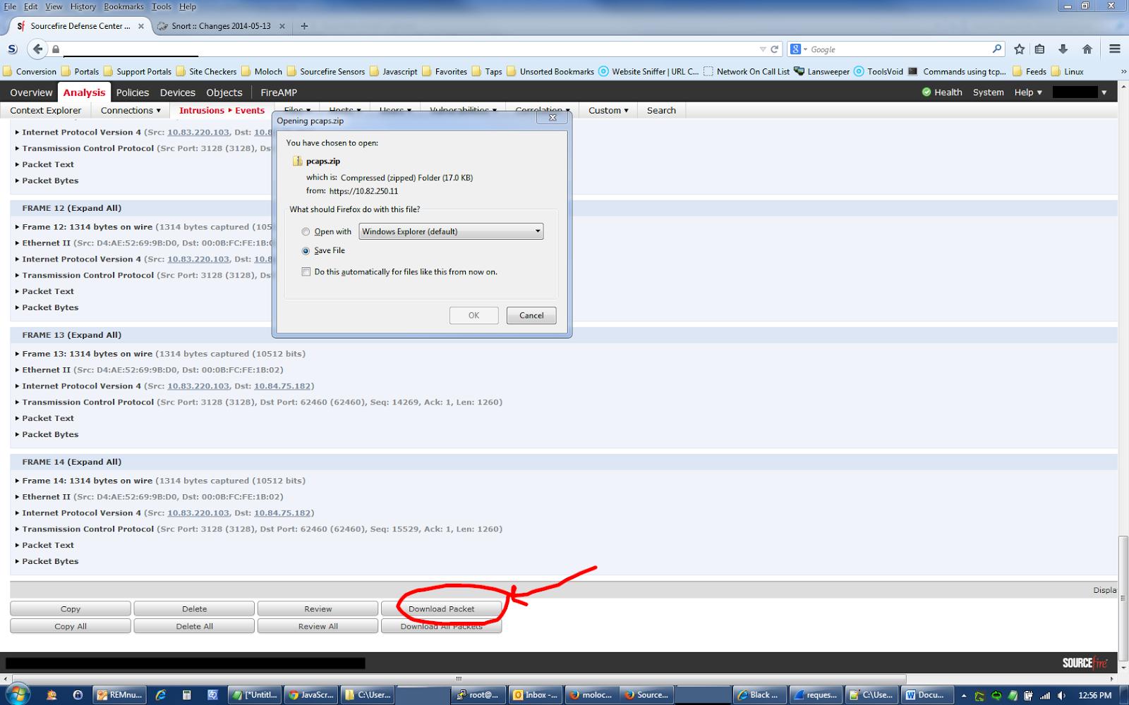 JeffSoh on NetSec: Decompress gzip'd HTTP data from