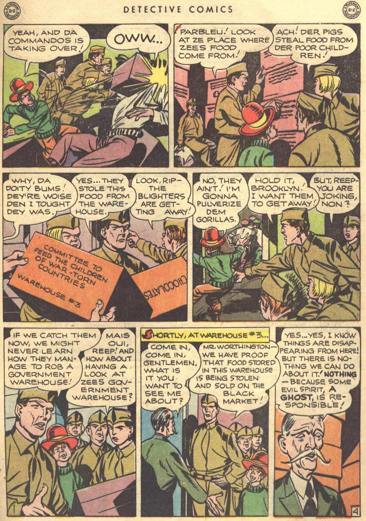 Read online Detective Comics (1937) comic -  Issue #104 - 43