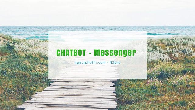 Hưỡng dẫn tạo chatbot trả lời tin nhắn tự động trên Messenger với Botsify (Phần 1)