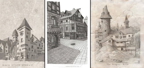 00-John-Stevenson-Fantasy-Architecture-Maps-and-Buildings-www-designstack-co