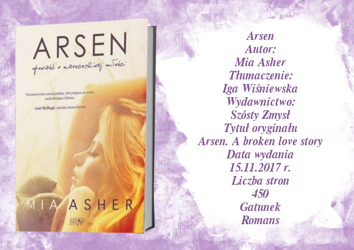 """Arsen"" Mia Asher"