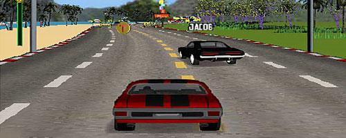 Oyunlar 1 Araba Oyunları