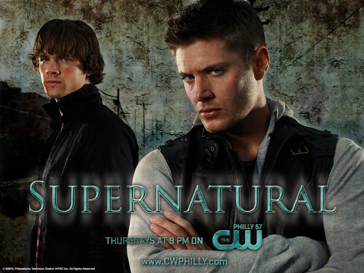 my review =): Supernatural Season 1