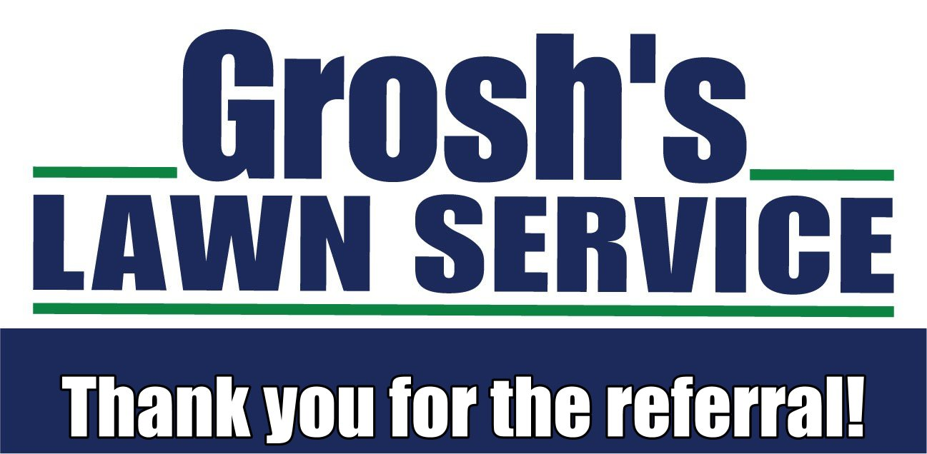Groshs Lawn Service Lawn Mowing Referral Hagerstown Md Washington County Md Williamsport Md