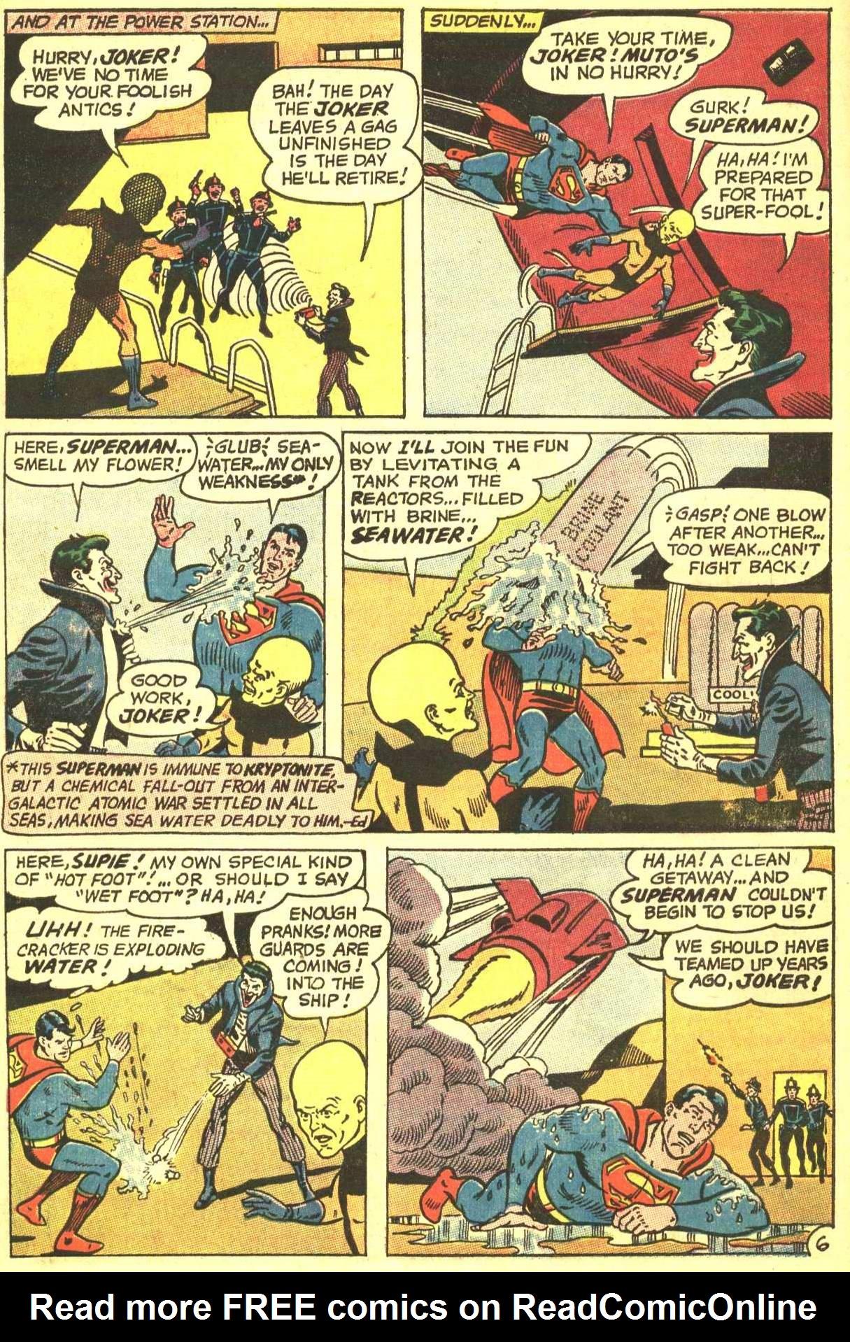 Read online World's Finest Comics comic -  Issue #166 - 10