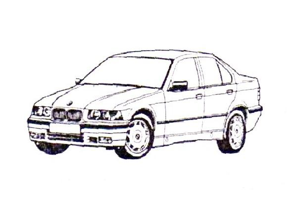 JesCarClassic: BMW E36 1990-1998