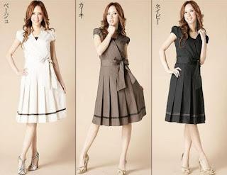 Fashion Ala Korea Girlband Terbaru