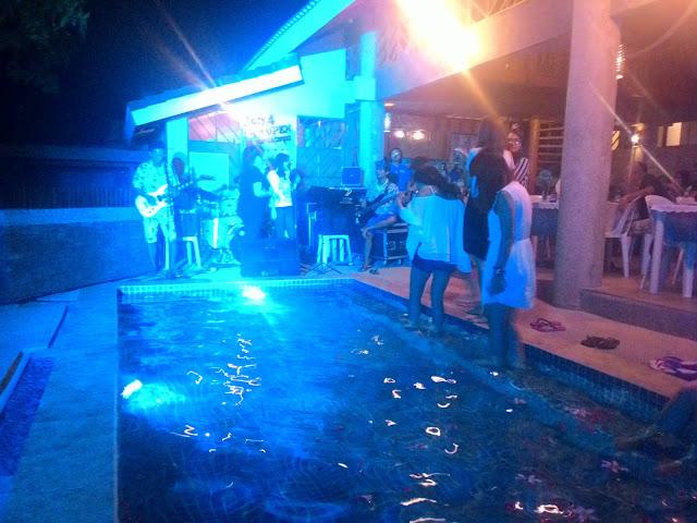 Aozora Jacuzzi Party