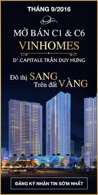 Vinhomes Trần Duy Hưng