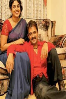 Arjun (Srinivasa Sarja) Family Husband Parents children's Marriage Photos