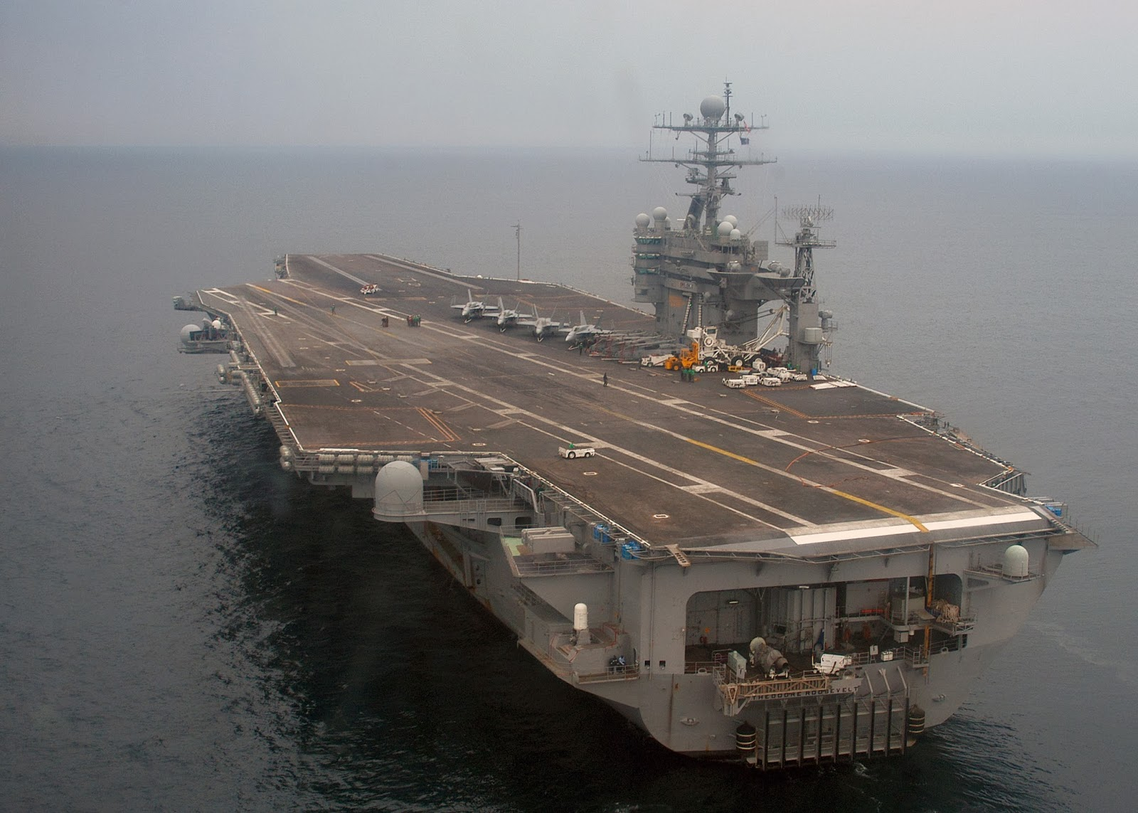 AA: Aircraft Carriers Anonymous: #30: USS Theodore ...