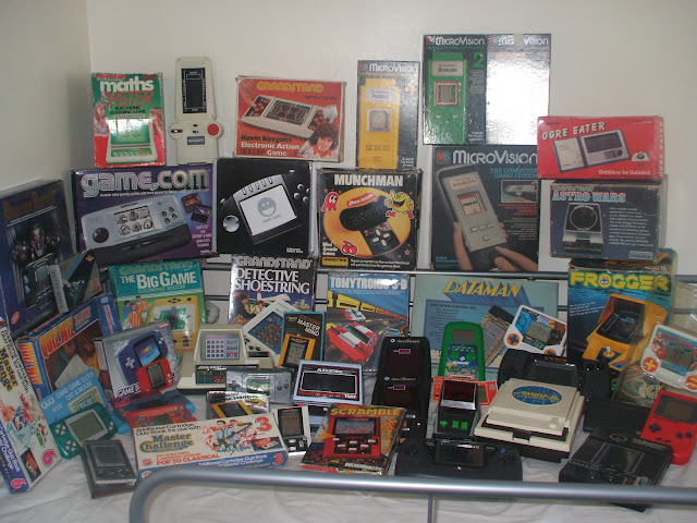 Retro Gaming Collections - RetroCollie