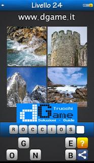 PACCHETTO 4 Soluzioni Trova la Parola - Foto Quiz soluzione livello 24