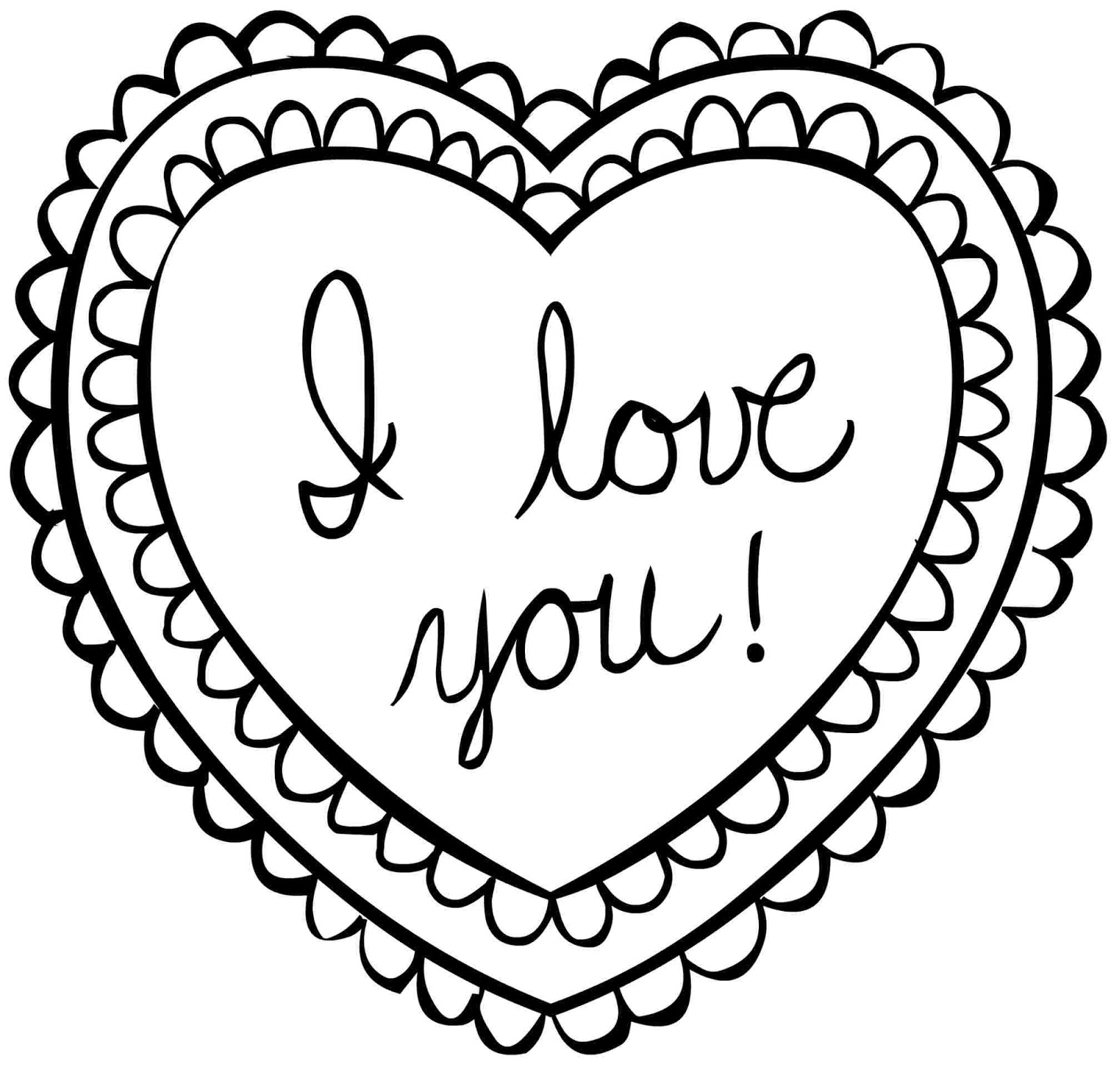 r2l valentines day printable coloring pages - photo #8