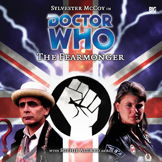 Big Finish Doctor Who The Fearmonger