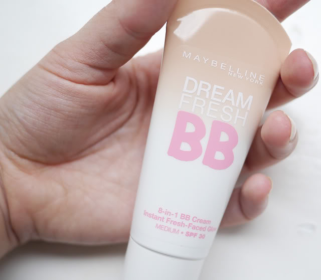Maybelline Dream Fresh packaging