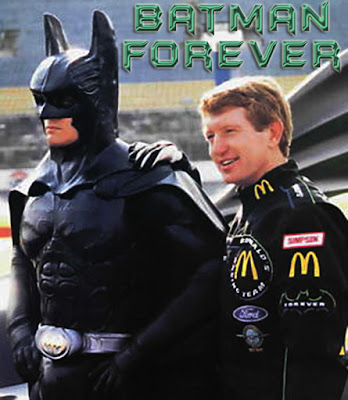 Bill Elliott #94 Batman Racing Champions 1/64 NASCAR diecast blog