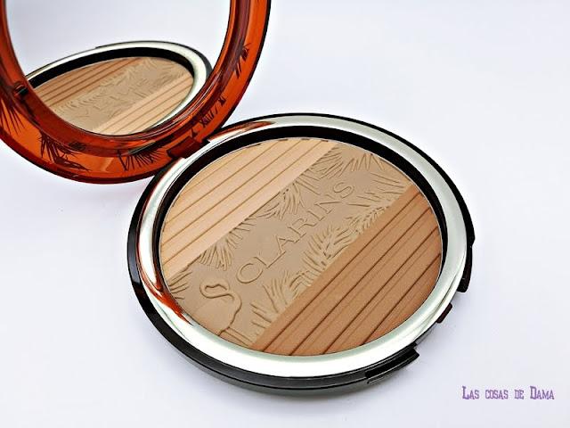 Clarins Colección maquillaje Verano 2018 makeup beauty labios bronzer primer ojos