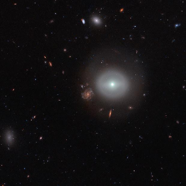 Lenticular Galaxy PGC 83677