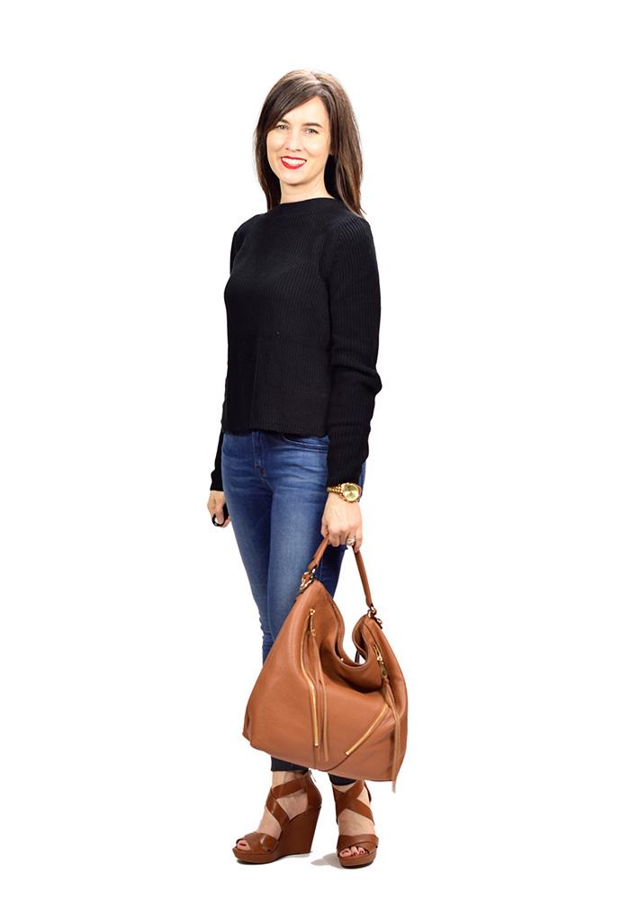 express, rebecca minkoff hobo bag
