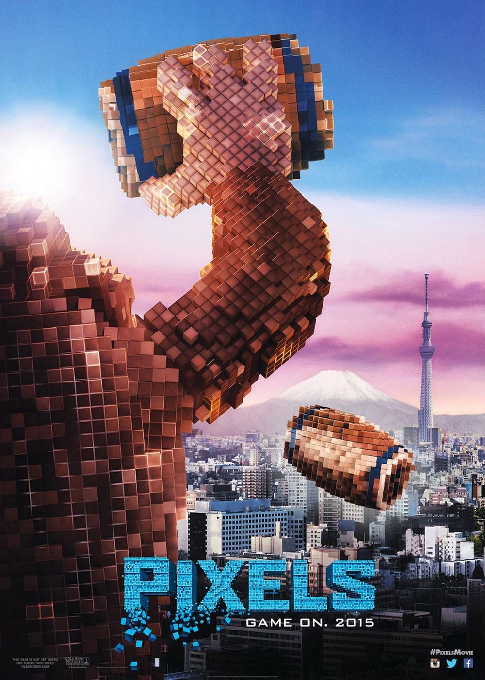 Nonton Film Pixels (2015)